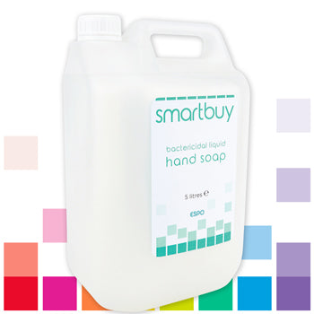 Smartbuy, Bactericidal Hand Soap, Case of 2 x 5 Litres