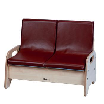 Millhouse Soft Sofa Seating, 2 Seat Sofa