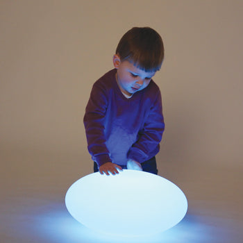 Sensory Lights, Pebble, 400 x 400 x 200mm, Each