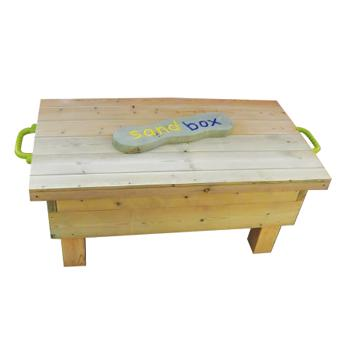 Freestanding Sandbox, Each