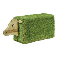 Grass Covered Seating, Cow, Each