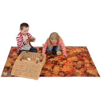 Nature Playmats, Autumn Leaves, Each