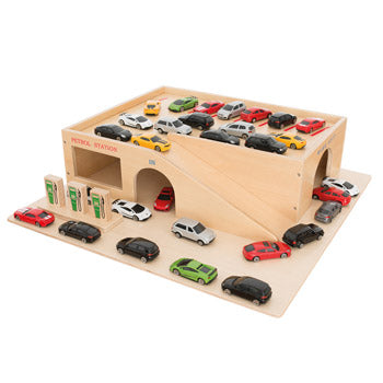 Toy Vehicles and Accessories, Garage and Car Sets, Bundle Deal: Garage & Cars, Age 3+, Set