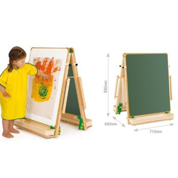Children's Furniture, Mini Floor Easel (H505)