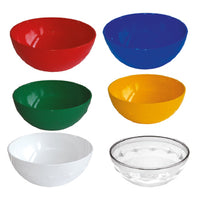 Polycarbonate Ware, Standard, Small Bowls, Pack of 12