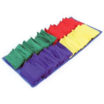 Cotton Mixed Colours, Bag of 36