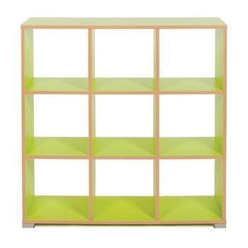 Cube Room Dividers, 9 Cube