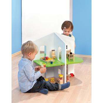 Open Dolls' House, Age 3+, Each