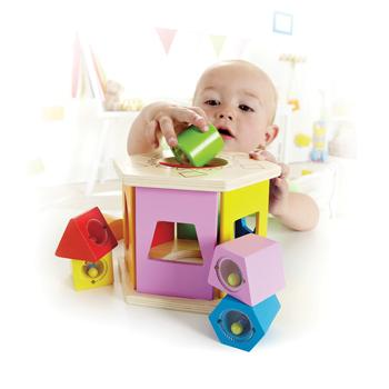 Shake & Match Shape Sorter, Age 1+, Each