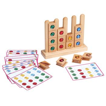Gem Stacking, Age 3+, Set
