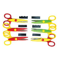 Crazy Cutters, Pack of 6