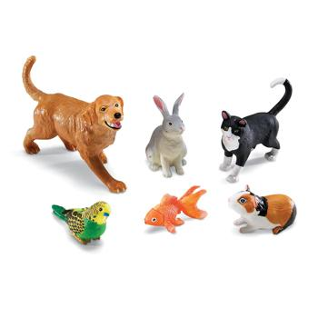 Jumbo Animals, Pets, Age 2+, Set