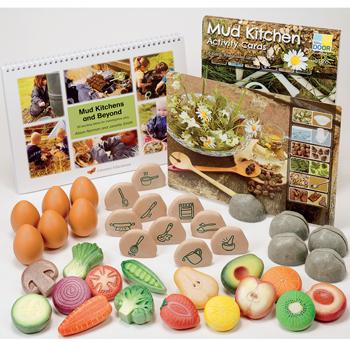 Mud Kitchen Collection, Set