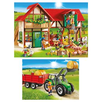 Playmobil(R) Large Farm & Tractor, Set