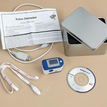 Pulse Oximeter, Age 3+, Set