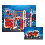 Playmobil(R) Fire Station & Ladder Unit, Set