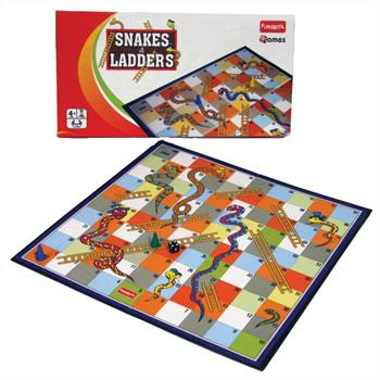 Board Game, Snakes & Ladders, Age 4+, Each