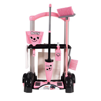 Role Play, Hetty Cleaning Trolley, Age 3+, Set