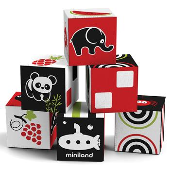 First Senses Cubes, Set