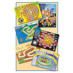 Board Games, Maths Board Games, Pack 1, Set of 6