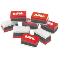 Tablet Erasers, Berol(R) Mini Drywipe, 55 x 30 x 35mm, Bag of 30