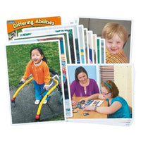 Posters, Differing Abilities, Pack of 18