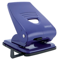 Hole Punch, Heavy Duty, 2 Hole, Rapesco Pf835, Capacity 40 Sheets, Each