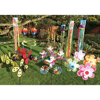 Outdoor Learning, Windy Playground Sensory Set, Set of 20