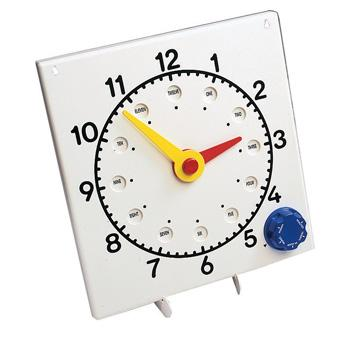 Teaching Clocks, Multiple Face, Each