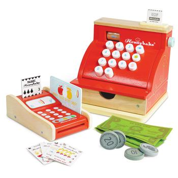 Cash Register & Card Machine, Age 3+, Set