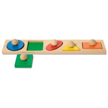 Geo Matching Board, Age 3+, Set