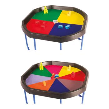 Tuff Tray Mats, Exploring Colours/Fractions, Each