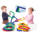 Giant Linking Shapes, Age 3+, Set of 16