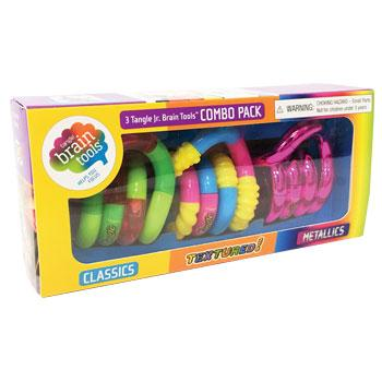 3 Tangle Junior Combo Pack, Pack of 3