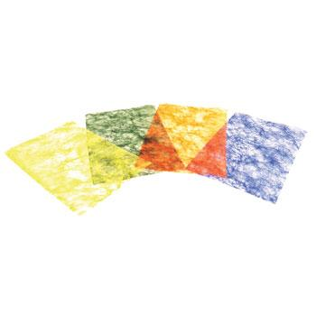 Collage, Fibre Mesh Sheets, Pack of 10 Sheets