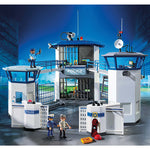 Playmobil(R) Police Headquarters, Age 4+, Set
