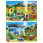 Playmobil Small Animal Boarding Set