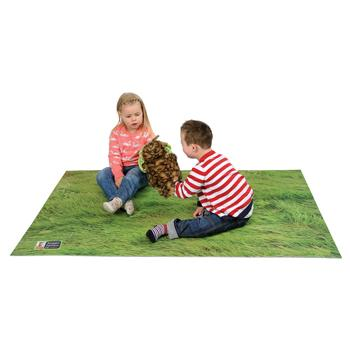 Nature Playmats, Meadow Grass, Each