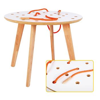 Lacing Table, Set