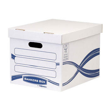 Storage Boxes, Standard Storage Box, Pack of 10