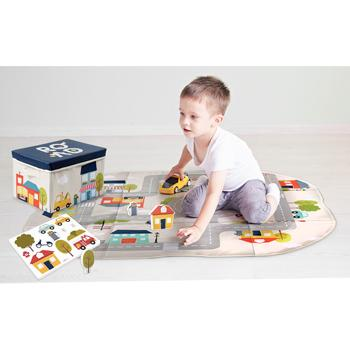 Roadway Playbox & Foam Accessories, Each