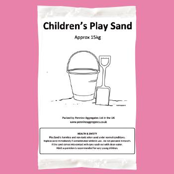 Sand, Play Sand, Bag of 15Kg