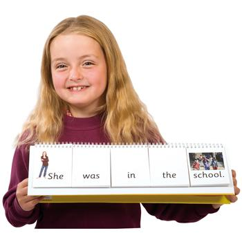 High Frequency Words, Flip Book, Each