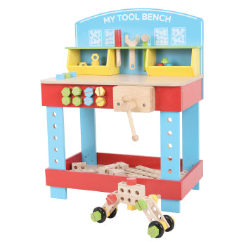 Role Play, Construction, Toolbench, Age 3+, Each