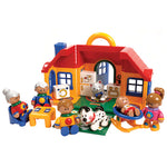 Tolo, Nursery Toys, First Friends, At Home, Age 1-5, Set