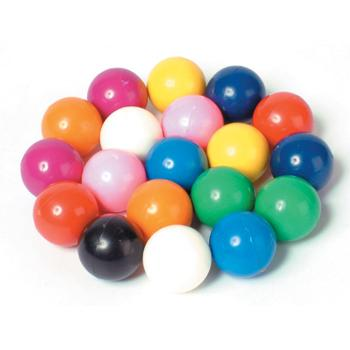 Early Magnets, Magnetic Plastic Marbles, Set of 20