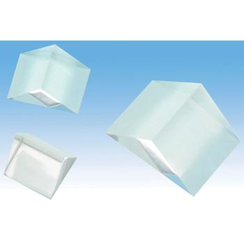 Prisms, Clear Glass, Triangular, Each