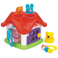 Animal Shape House, Age 12 Mths+, Set