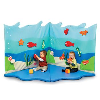 Sea World Wall Panel, Age 6 Mths+, Each