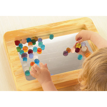 Wood-Effect Softie Tray, Age 3+, Each